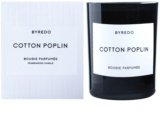 Byredo Cotton Poplin vonná sviečka 240 g