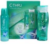 C-THRU Emerald Shine set cadou III
