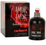 Cacharel Amor Amor Forbidden Kiss Eau de Toilette pentru femei 100 ml