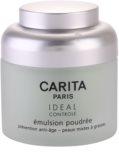 Carita Ideal Controle emulsão com efeito de pó para pele mista e oleosa
