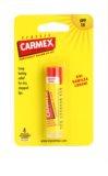 Carmex Classic feuchtigkeitsspendender Balsam-Stick für die Lippen LSF 15