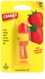 Carmex Strawberry bálsamo labial en tubo SPF 15
