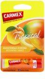 Carmex Tropical bálsamo hidratante para lábios em stick