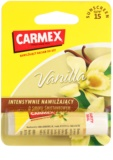 Carmex Vanilla feuchtigkeitsspendender Balsam-Stick für die Lippen LSF 15