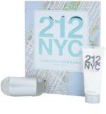 Carolina Herrera 212 NYC Geschenkset X.