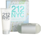Carolina Herrera 212 NYC coffret XIII.