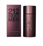Carolina Herrera 212 Sexy Men Eau de Toilette para homens 100 ml