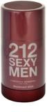 Carolina Herrera 212 Sexy Men desodorizante em stick para homens 75 ml