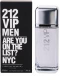 Carolina Herrera 212 VIP Men toaletna voda za moške 200 ml