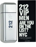 Carolina Herrera 212 VIP Men Eau de Toilette para homens 100 ml