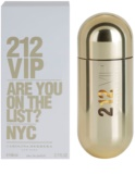 Carolina Herrera 212 VIP parfumska voda za ženske 80 ml