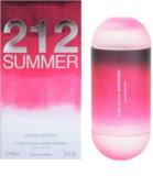 Carolina Herrera 212 Summer Eau de Toilette para mulheres 60 ml