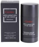 Cartier Declaration d'Un Soir deostick pro muže 75 ml