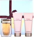 Cartier La Panthere подаръчен комплект VII.