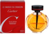 Cartier Le Baiser du Dragon Eau de Parfum für Damen 100 ml
