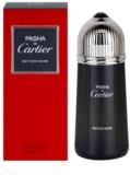 Cartier Pasha de Cartier Edition Noire toaletní voda pro muže 150 ml