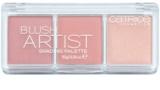 Catrice Blush Artist blush cu efect iluminator
