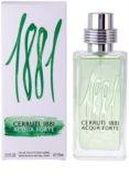Cerruti 1881 Acqua Forte Eau de Toilette für Herren 75 ml