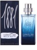 Cerruti 1881 Bella Notte Eau de Toilette für Herren 75 ml