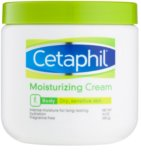 Cetaphil Moisturizers Moisturising Cream For Dry and Sensitive Skin