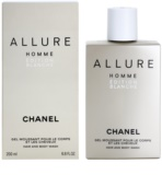 Chanel Allure Homme Édition Blanche Shower Gel for Men 200 ml
