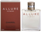 Chanel Allure Homme Eau de Toilette for Men 50 ml