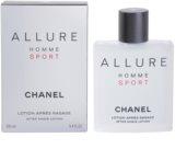 Chanel Allure Homme Sport voda po holení pro muže 100 ml