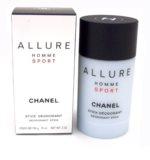 Chanel Allure Homme Sport дезодорант-стік для чоловіків 75 мл