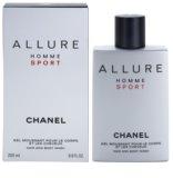 Chanel Allure Homme Sport Duschgel für Herren 200 ml