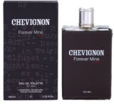 Chevignon Forever Mine for Men Eau de Toilette para homens 100 ml