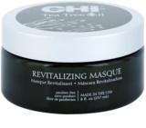 CHI Tea Tree Oil máscara revitalizadora com efeito hidratante