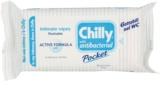 Chilly Intima Antibacterial toalhetes de higiene íntima