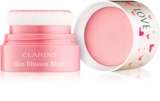 Clarins Face Make-Up Skin Illusion kompakt arcpirosító