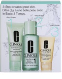 Clinique 3 Steps Cosmetic Set V.