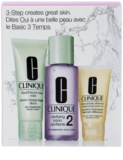 Clinique 3 Steps Kosmetik-Set  VI.