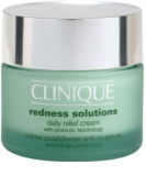 Clinique Redness Solutions creme de dia calmante para todos os tipos de pele