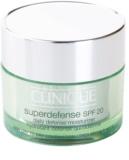 Clinique Superdefense™ denní hydratační a ochranný krém SPF 20