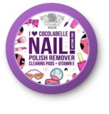 Cocolabelle Fruit Scented & Fabulous Nails odlakovací tampony