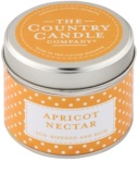 Country Candle Apricot Nectar Scented Candle   in Tin