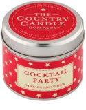 Country Candle Cocktail Party Scented Candle   in Tin
