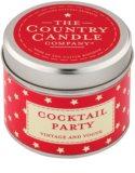 Country Candle Cocktail Party vonná svíčka   v plechu