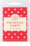 Country Candle Cocktail Party cera derretida aromatizante 60 g