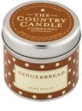 Country Candle Gingerbread vonná svíčka   v plechu