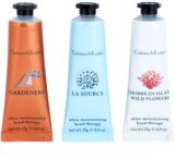 Crabtree & Evelyn Hand Therapy Cosmetic Set V.