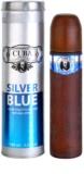 Cuba Silver Blue eau de toilette férfiaknak 100 ml