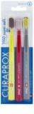 Curaprox 3960 Super Soft escovas de dentes 3 unidades