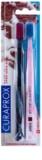 Curaprox 5460 Ultra Soft Michelangelo Edition escovas de dentes 2 unidades