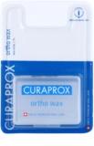 Curaprox Ortho Wax kieferorthopädisches Wachs für Zahnklammern