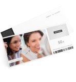 Darčeková poukážka elektronická v hodnote 50 EUR