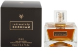 David Beckham Intimately Men Eau de Toilette para homens 75 ml